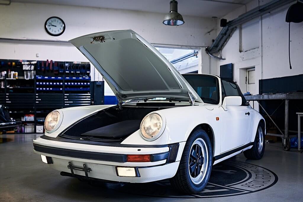 Porsche, Restauration, Bonn, Fahrkultur,